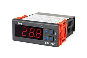 精创温控器ETC—200+密码锁功能制冷化霜带传感器