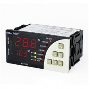 精创温控器 双温度显示 超温报警 制冷化霜 MTC—5080