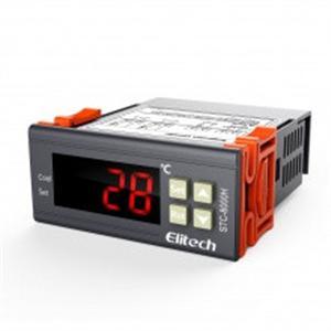 微电脑温控器STC―8000H 单制冷超温报警上下限