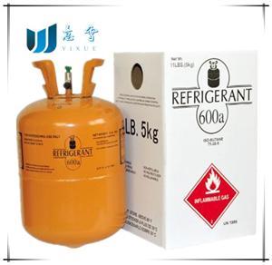 山西制冷剂R600a,冰箱冷柜专用氟利昂冷媒