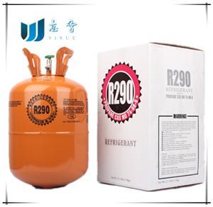 山西制冷剂R290,冷柜展示柜商用超市冰柜专用冷媒