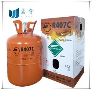 山西巨化氟利昂R407c,热泵空调专用制冷剂冷媒