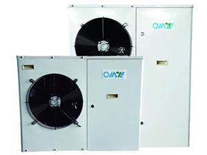 欧莱特公司供智能型直流变频冷库机组省电65%