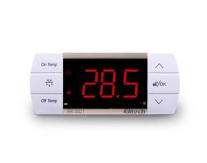 精创EK―3021触屏炫彩温控器制冷化霜报警