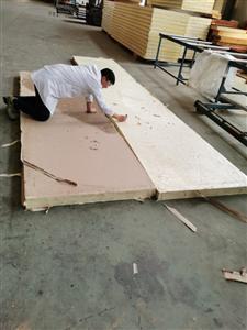 B2级手工间歇板材料