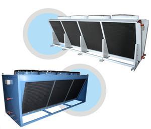 FNV型�L冷冷凝器