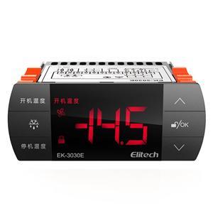 EK―3030E温度控制器 双传感器 带485通讯