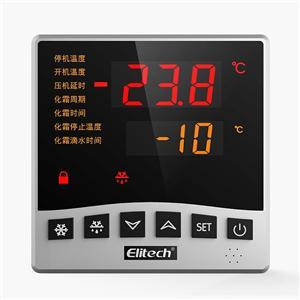 LTC―100 微电脑温度控制器  大面板LED分体式
