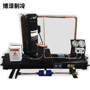 中高温水冷机组 谷轮敞开式水冷机能 谷轮涡旋机组 ZB8