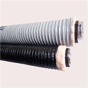 北京达科DEC―CXIA双螺旋铝塑复合保温消音软风管