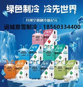 甘肃兰州热泵空调R407c制冷剂,环保节能新型氟利昂