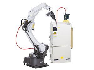 广东松下机器人TM1800金流全自动化焊接设备