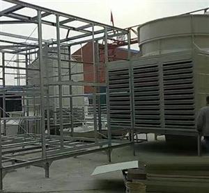 新疆冷却塔新疆工业冷却塔