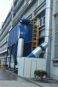 厦门工业废理气处理 厦门粉尘收集处理