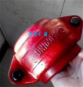 钢制管道GJH型卡箍式管接头