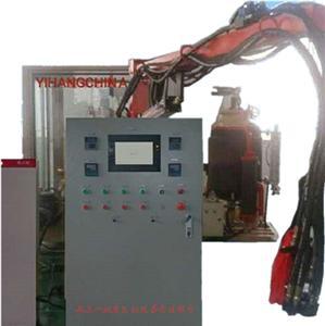 环保冰箱夹层环戊烷聚氨酯发泡机 聚氨酯高压发泡设备