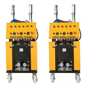 冷库保温高压喷涂机 冰箱夹层保温填充pu发泡设备