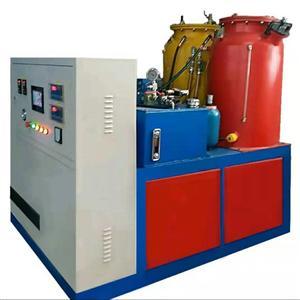 冰箱冷柜聚氨酯填充发泡机 冰柜聚氨酯填充设备