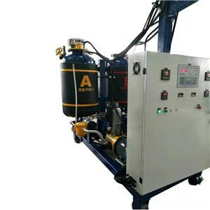 聚氨酯冰箱发泡机 饮水机夹层保温制冷生产设备