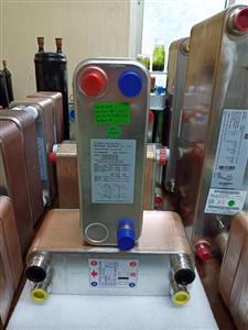 可拆卸钎焊板式换热器