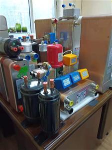热泵机组储液器
