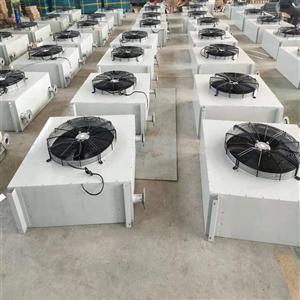 蒸汽型暖风机 低噪音车间暖风机 4NT工业暖风机