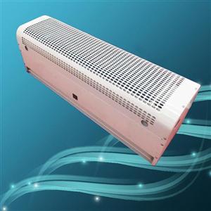 贯流式热水型风幕机 低噪音镀锌板空气幕