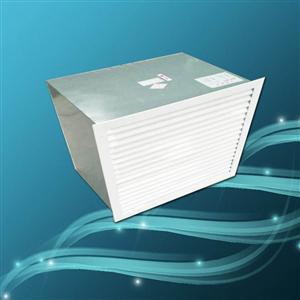 XBDZ方形壁式轴流风机 低噪音轴流风机