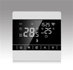 风机盘管中央空调液晶温控开关中央空调液晶控制面板