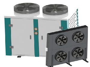 科菱贝尔烘干/制冷一体机