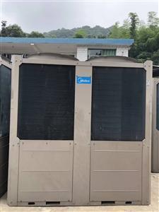 长沙远卓二手美的风冷热泵模块机LSQWRF65/A―H1