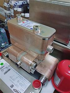北京中天空气干燥机(预冷器、蒸发器、汽水分离器三合一一体)专用板式换热器 型号:A030-18-8A