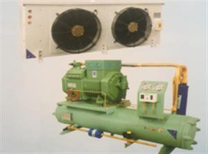 福建汉凯开放式水冷机组