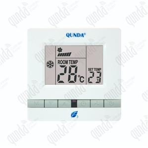群达中央空调室内温度控制器QD―HVAC03