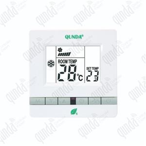 群达中央空调室内温度控制器QD―HVAC06