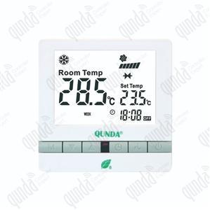 群达中央空调室内温度控制器QD―HVAC08