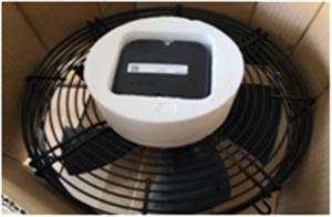 济南昌茂  Ebmpapst风机  S4D350(接线盒版)