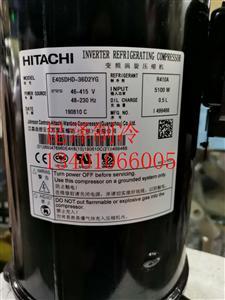 压缩机广州日立中央空调10匹直流变频并联E655DHD―65D2YG