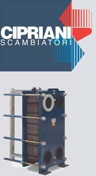 意大利(CIPRIANI)斯普莱力板式换热器及换热机组