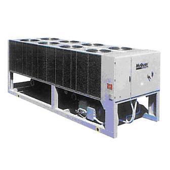 麦克维尔风冷活塞式冷水机组