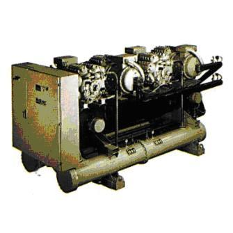 麦克维尔水冷活塞式冷水机组
