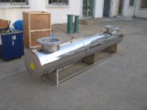 整体不锈钢辅助电加热器