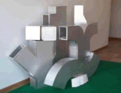 铝箔挤塑复合风管
