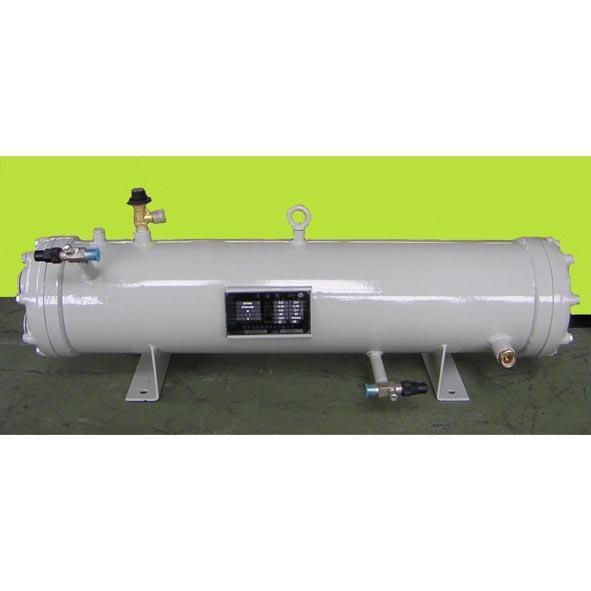 壳管换热器、冷媒、压缩机等