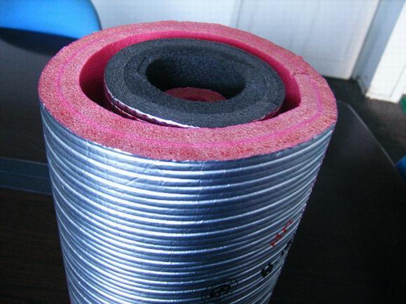 XPE贴铝箔保温材料