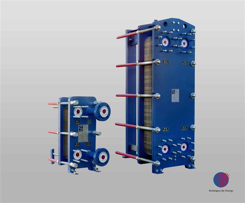 板式换热器、板式换热机组
