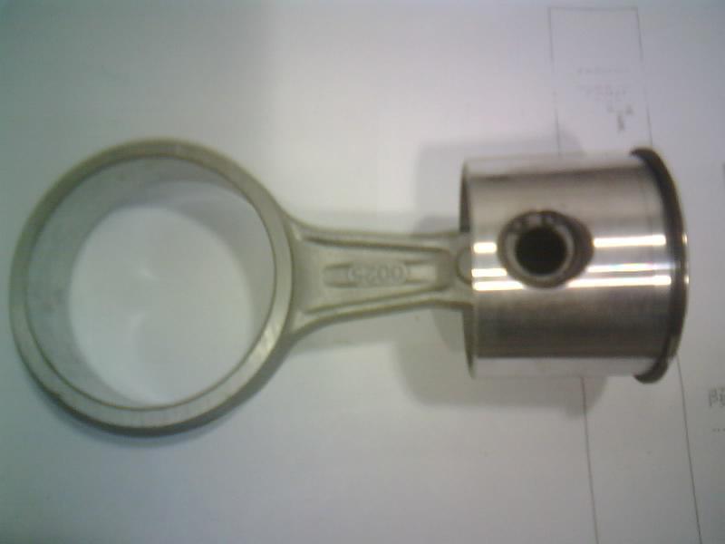 谷轮L型压缩机活塞连杆