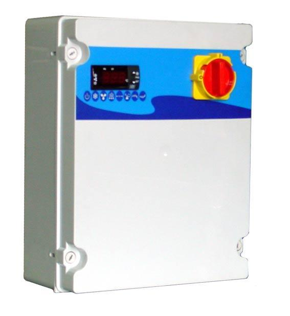 ABS冷库专用电脑控制柜