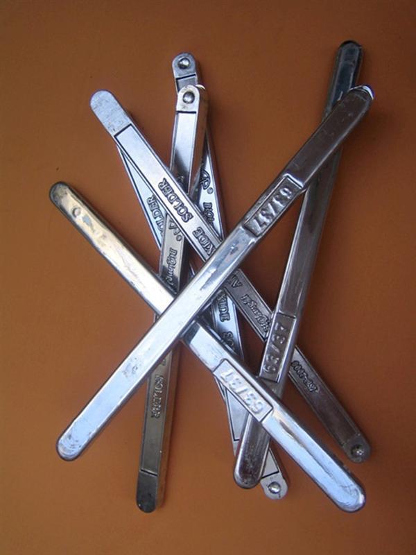无铅焊锡条、无铅焊锡丝