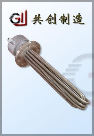 防爆型带法兰电加热器